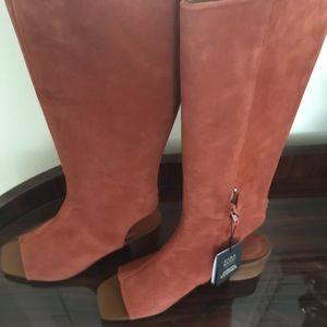 Zara Open Toe/Heel Boots